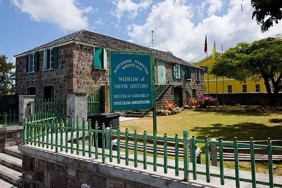 Tour dell'isola di Nevis per l'intera