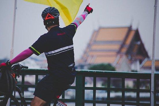 Bangkok Sunset Cycling Tour