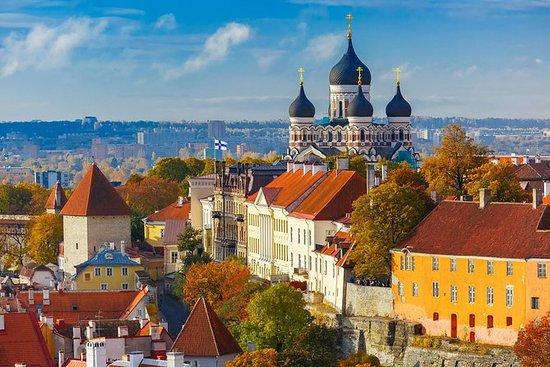 Privé Tallinn-dagtrip vanuit Helsinki