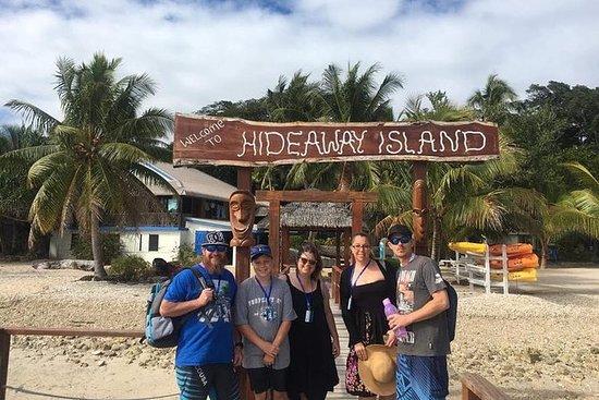 Viaje combinado a la isla Hideaway...