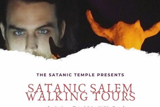 Satanic Salem Walking Tours