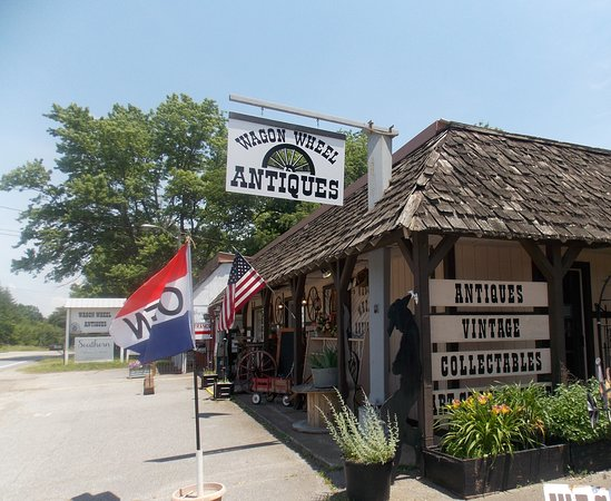 Wagon Wheel Antiques