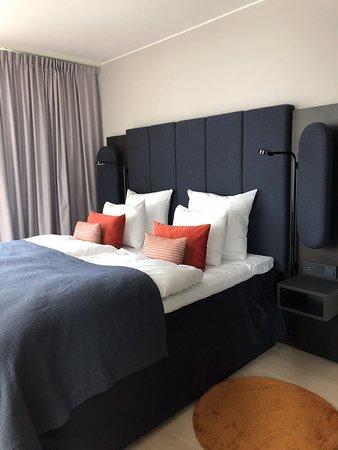 Hjemmekoselig moderne hotell