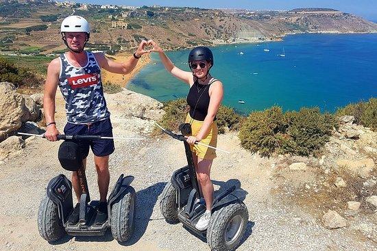 Verken Gozo met een segway-tour