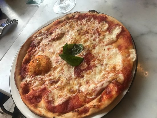Pizza Express London Docklands Canary Wharf Isle Of