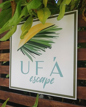 Ufa Escape, an oasis in paradise.