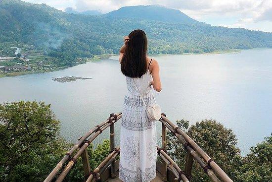 Maravilloso norte de Bali: cascada de...