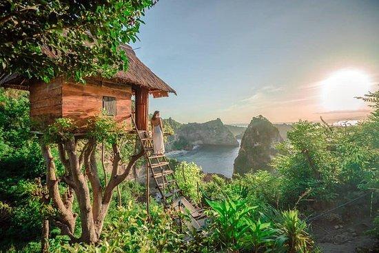 En dags øst-Nusa Penida-tur