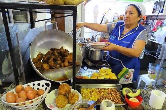Tour de Comida en Baños: Sabores del...