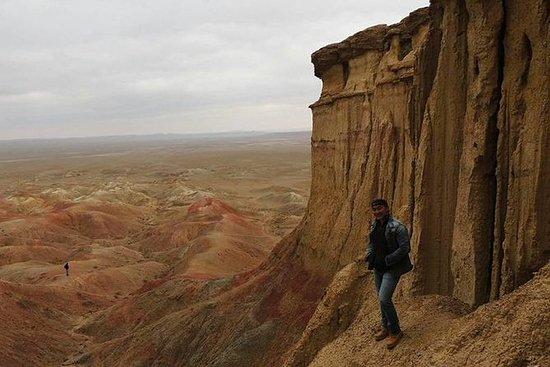 Jeep Tour til Mongolian Gobi