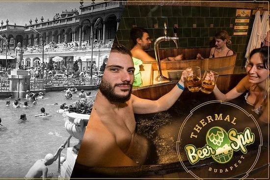 Beerspa (1 hora) + boleto Szechenyi...