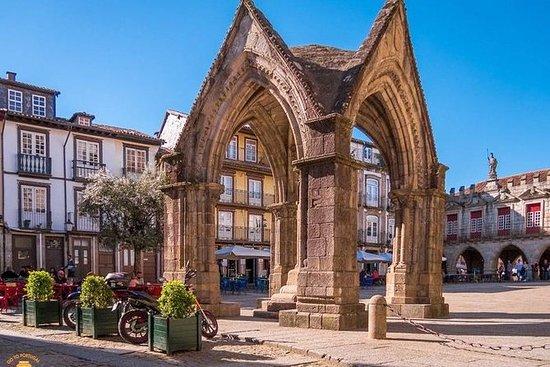 Viagem com Guia de Porto para Braga...