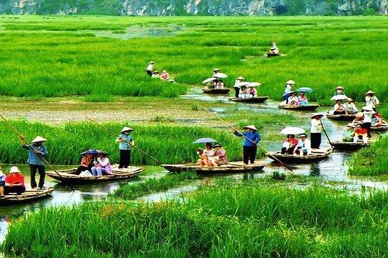 Hoa Lu en Tam Coc Day Tour - Doe mee ...