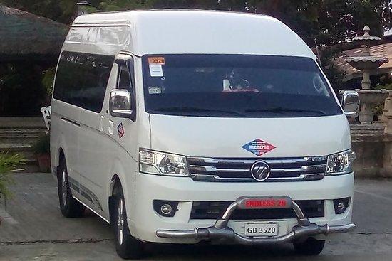 VIGAN,LAOAG和PAGUDPUD游览汽车/房车租赁