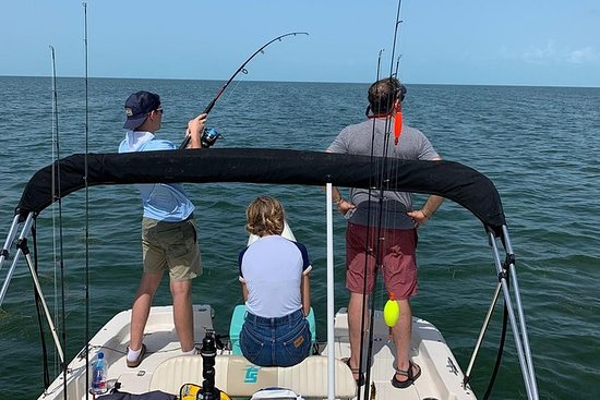 4 Hour Guided Fishing Trip