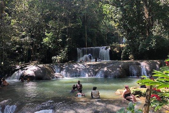 Black River Safari, YS Falls et...