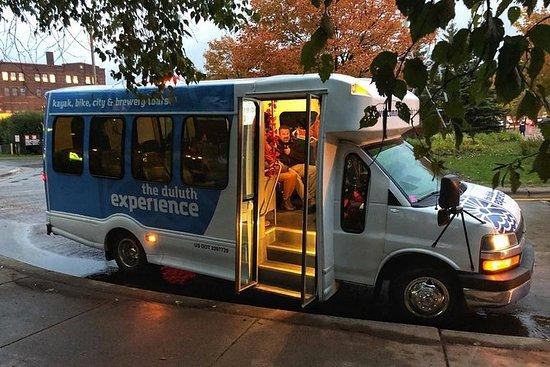 Donkere geschiedenis bustour