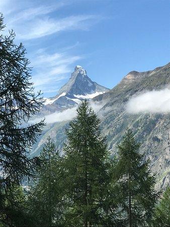 The Matterhorn from The Europa Way