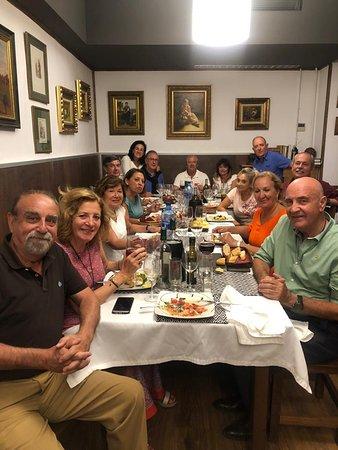 Cena amigos