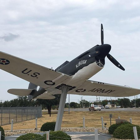 ‪Dyess AFB Memorial Museum and Linear Air Park‬