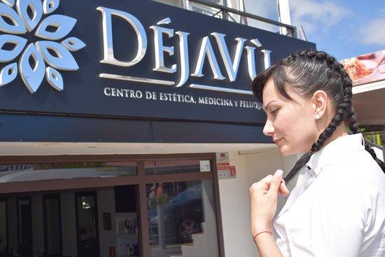 Dejavu Esthetic: ¿Necesitas servicio de peluquería?  (+34) 673 666 412 (+34) 922 752 920