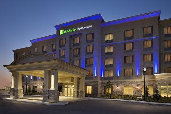 Holiday Inn Express Hotel Suites Vaughan Ontario