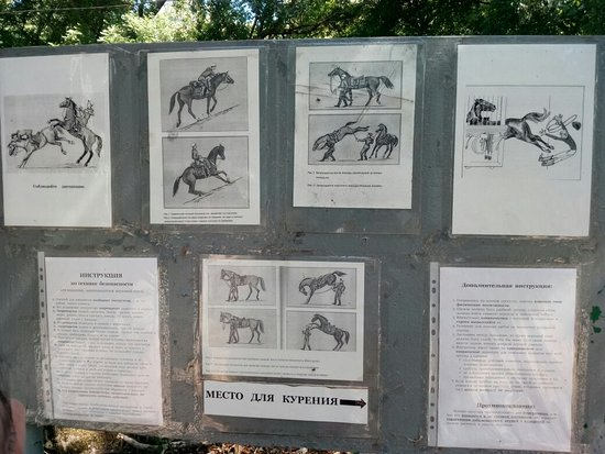 Horse Riding Club Demerdzhi