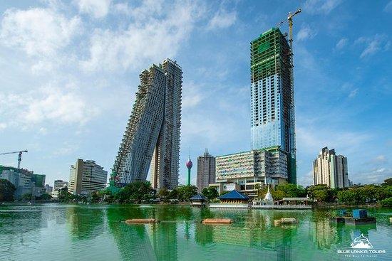 Tour por la ciudad de Colombo