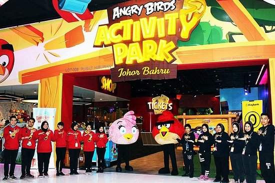 Pattaya - Angry Bird Activity Park 사진
