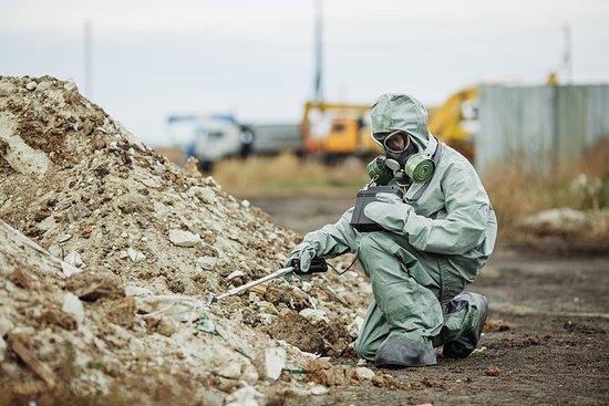Tour spécial de Chornobyl HBO...