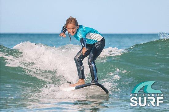 Mangawhai, Новая Зеландия: Private Surf Lessons