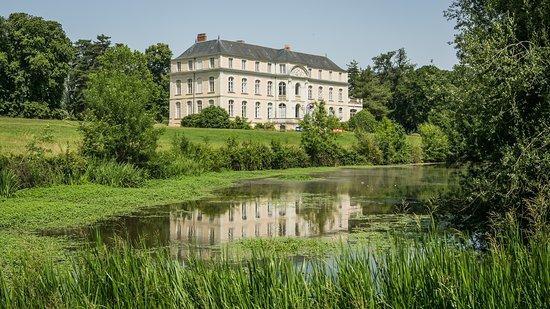 Le Lion-d'Angers, Frankrijk: Le Château du parc de l'Isle Briand