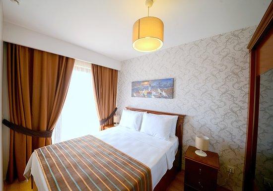 Sarajevo Suit Hotel: suit oda