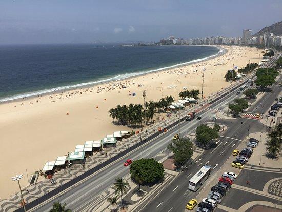 Rio de Janeiro, RJ: Copacabana.... I love it !!!!