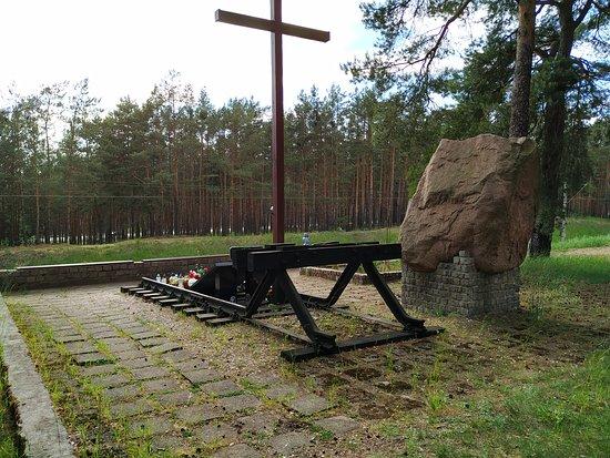 Pomnik ofiar katastrofy kolejowej pod Otloczynem