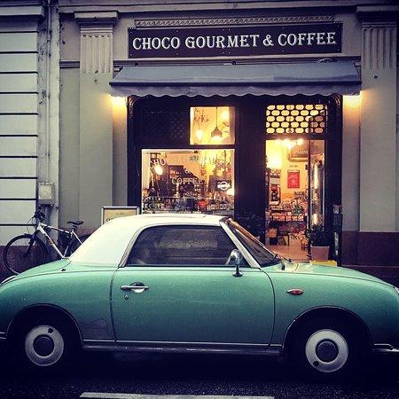 Choco Gourmet & Caffee