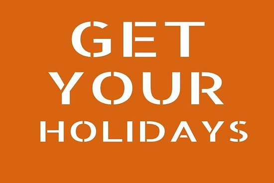 Get Your Holidays