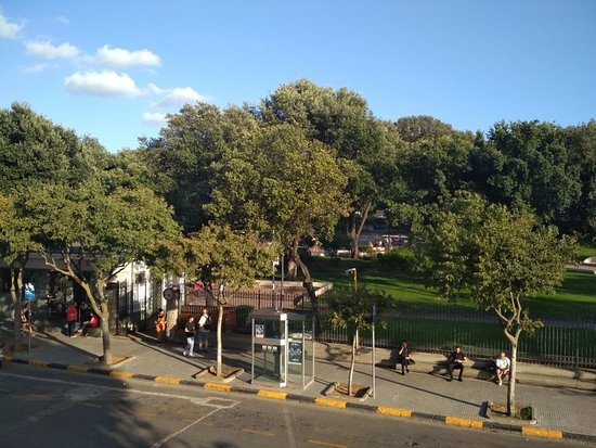 Near historical center
