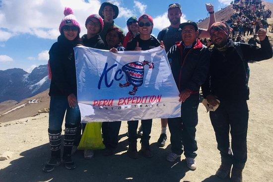 KC Peru Expedition Travel