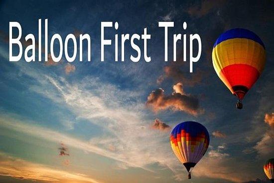 Balloon First Trip
