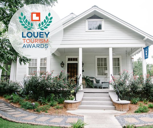 Blue Heron Bed and Breakfast: Blue Heron was named Louisiana's 2019 B&B of the Year by the Louisiana Travel Association!