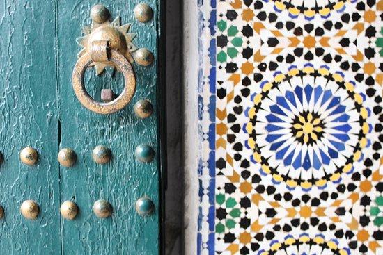 Region Marrákeš Tánsíft al-Húz, Maroko: Fez