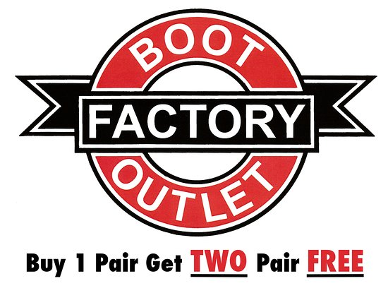 ‪Boot Factory Outlet‬