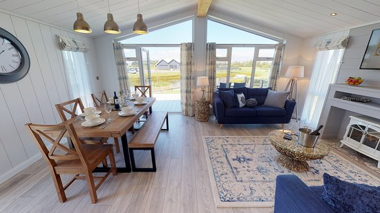 Inside our luxury lodges