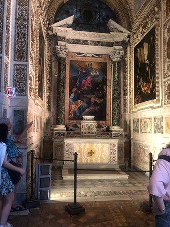 Frescos de Caravaggio-2