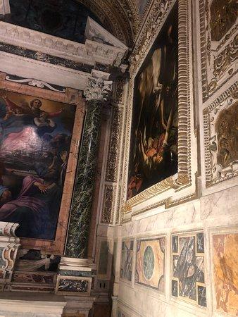 Frescos de la Basílica