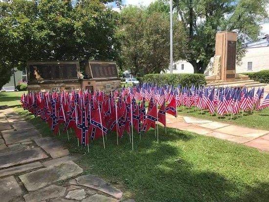 Military Memorial Park