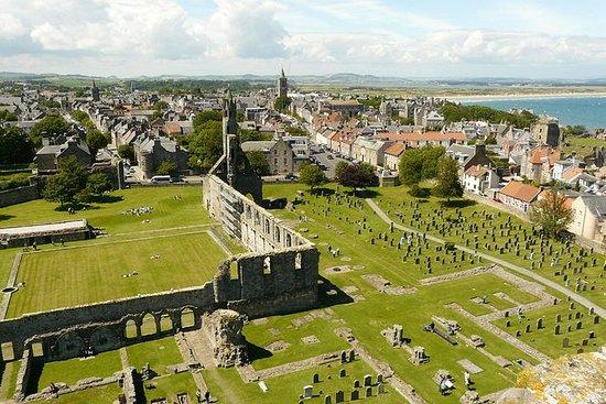 St Andrews & de vissersdorpen van Fife ...