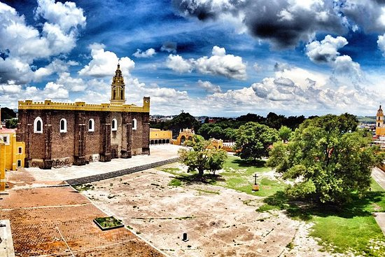 Puebla og Cholula dagstur fra Mexico...