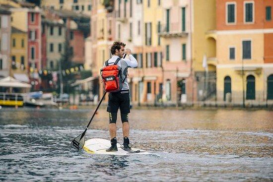 Aventure à Paddleboarding à Portofino